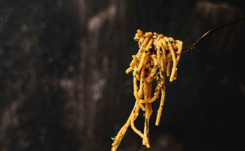 Probabilities vs SpaghettiBolognese